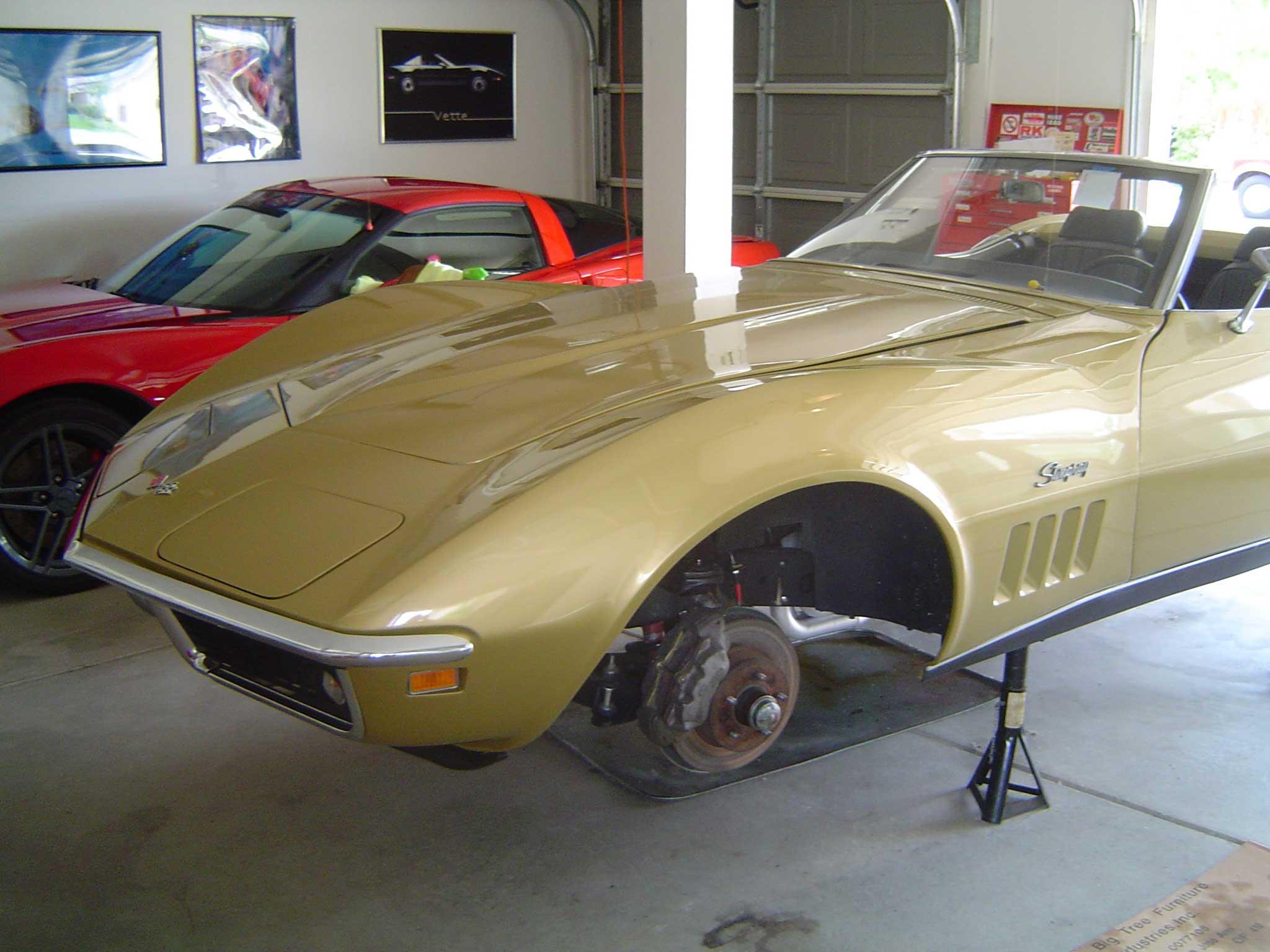 Pete Ruff S Classic 1969 Corvette